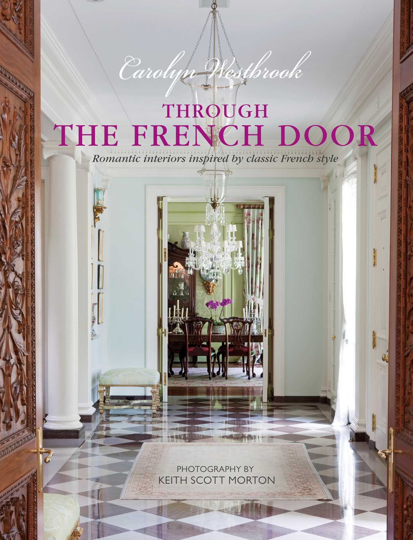 Through The French Door 9781782494881 Hr ...