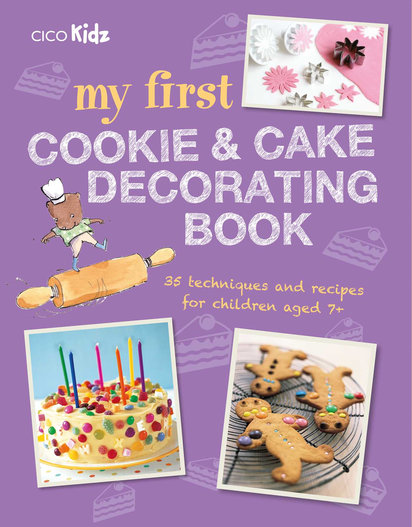 My first cookie and cake decorating book 9781782494928 hr