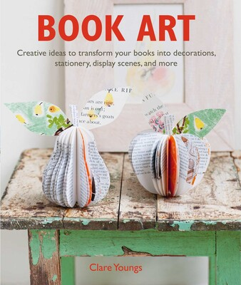 Book Art Book By Clare Youngs Official Publisher Page Simon