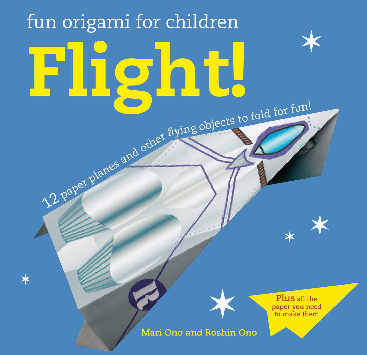 Make Out of This World Origami Children's Book Collection ... | 1400x1445