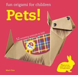 Fun Origami for Children: Pets!