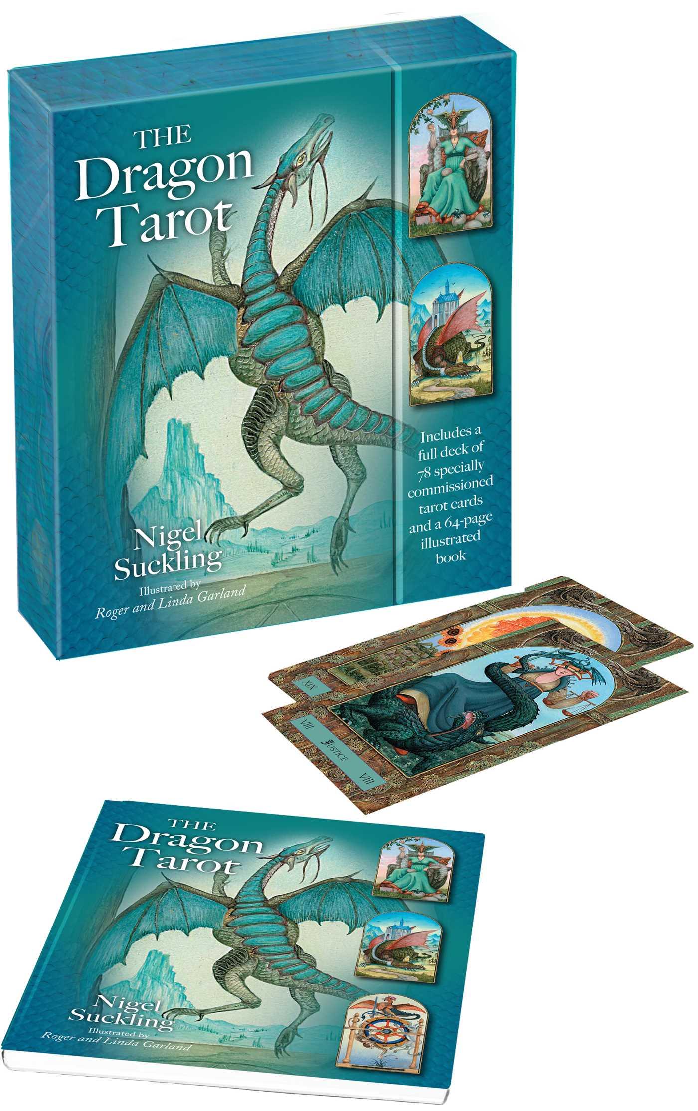 The dragon tarot 9781782495857 hr