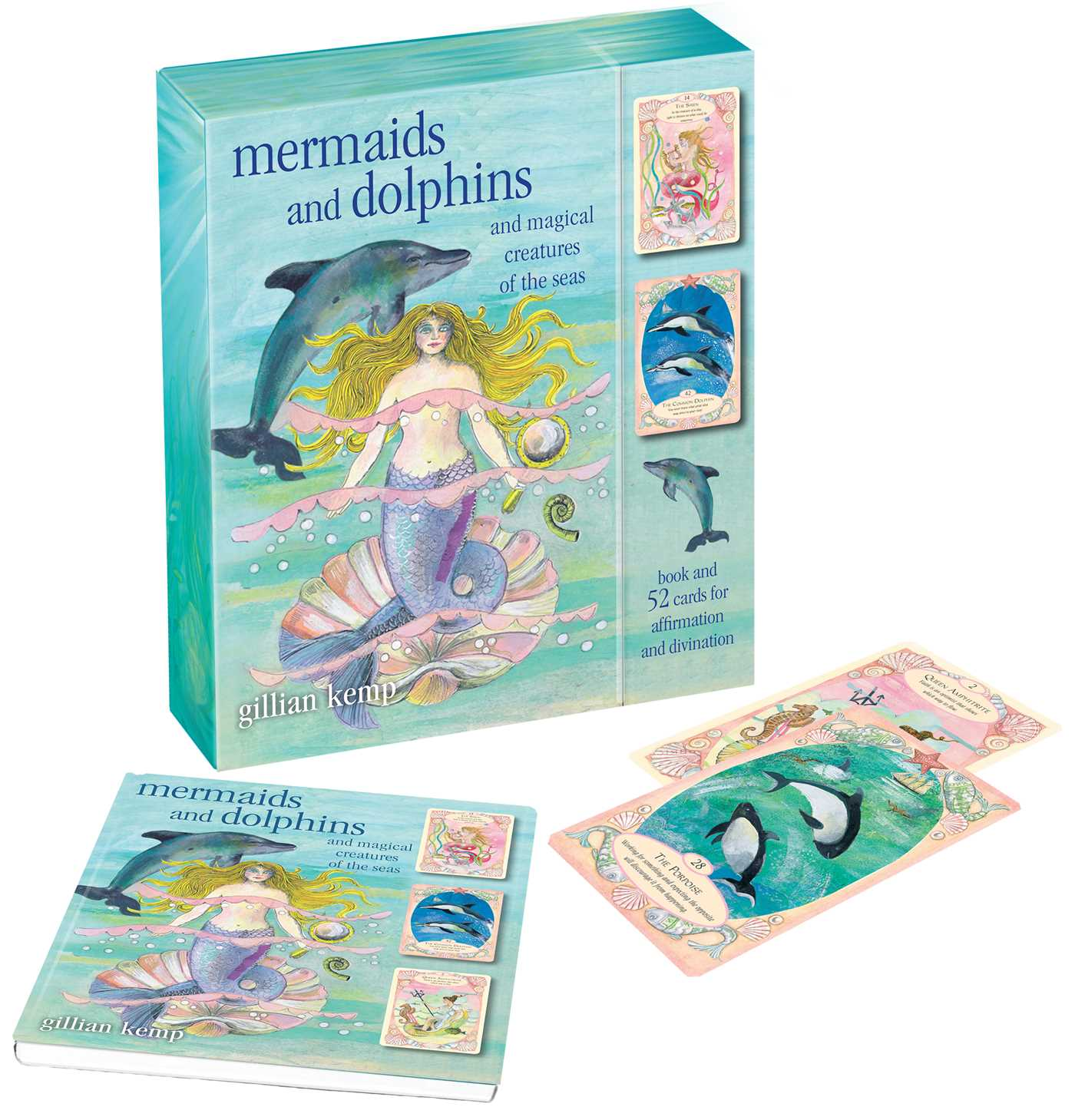 Mermaids and dolphins 9781782496076 hr