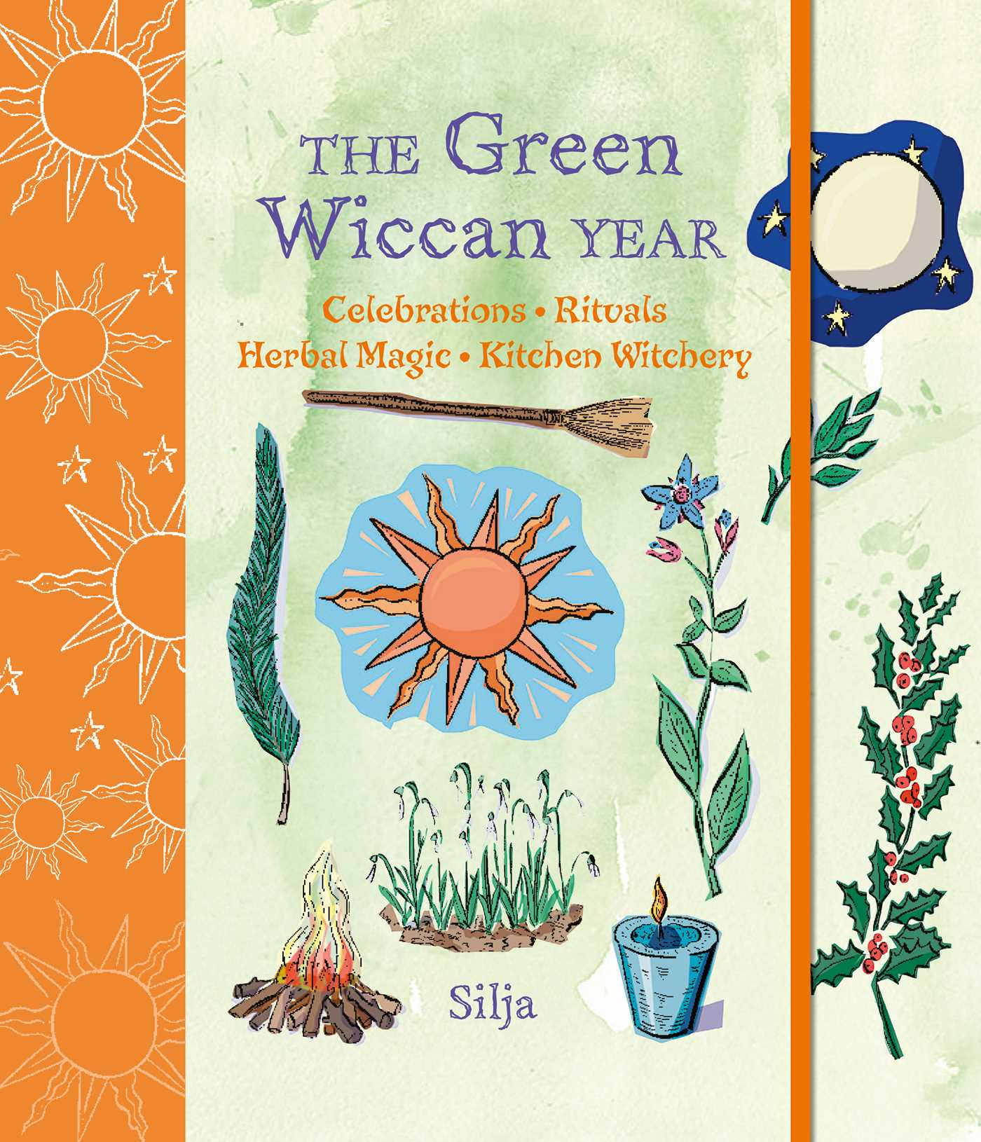 The green wiccan year 9781782496298 hr