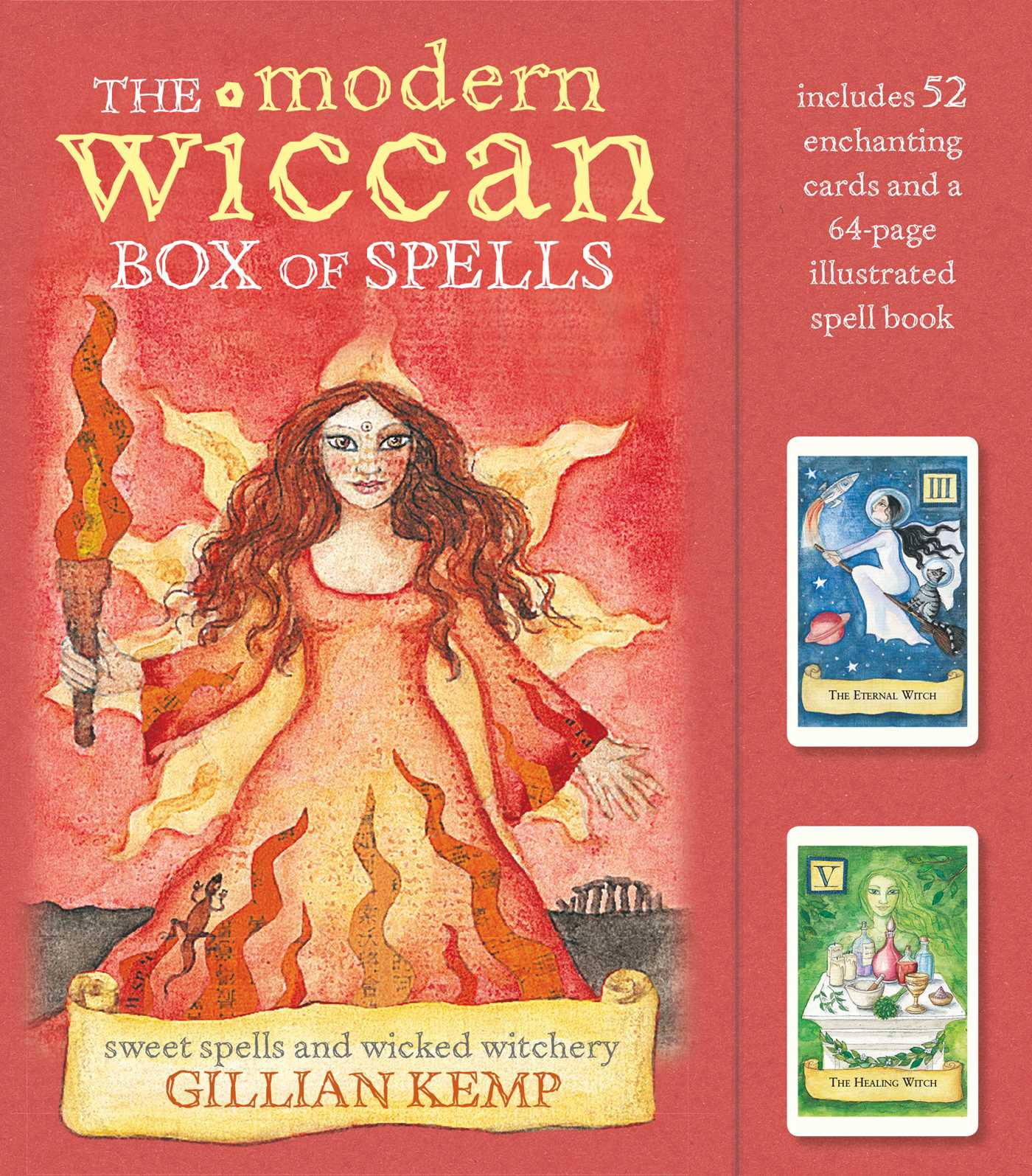 The modern wiccan box of spells 9781782496601 hr