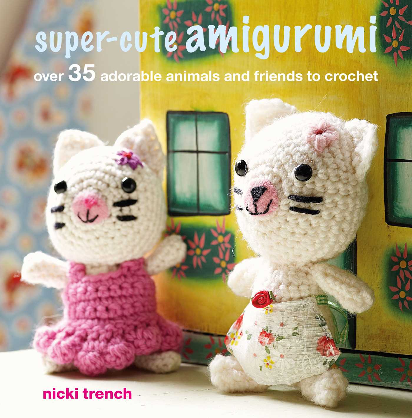 The Big Book of Little Amigurumi: 72 Seriously Cute Patterns to ... | 1419x1399