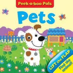 Pet Peekaboo Who?