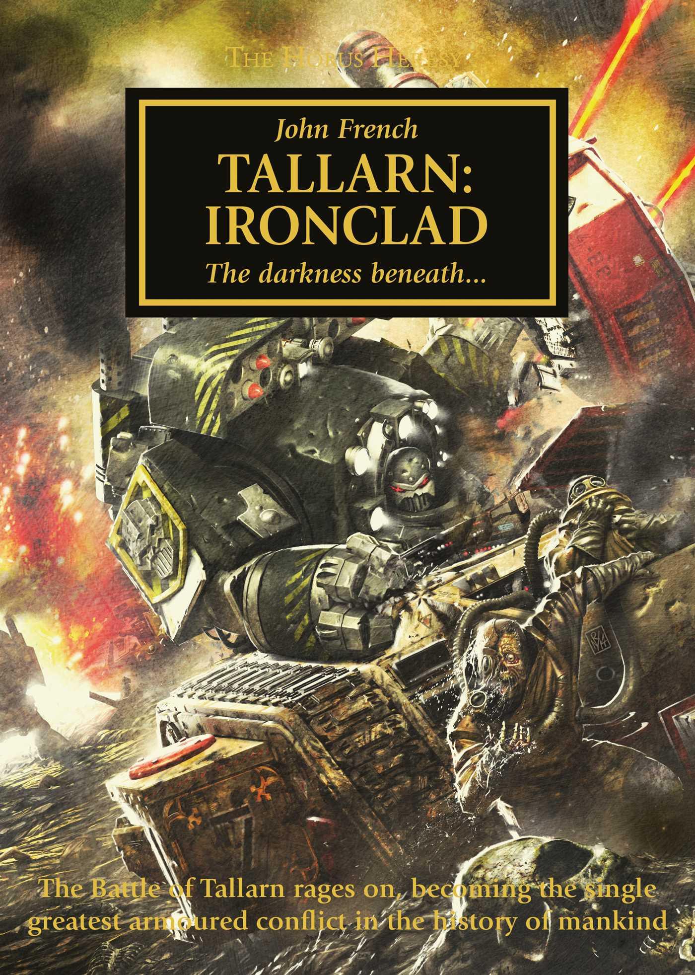 Tallarn ironclad 9781784961350 hr