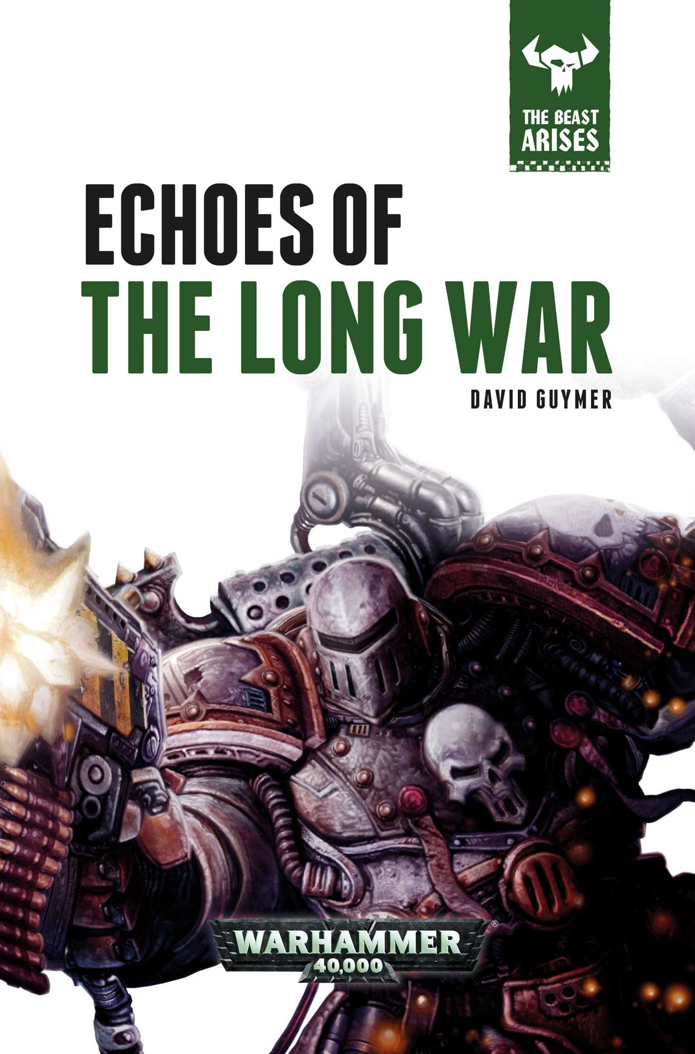 Echoes of the long war 9781784961459 hr