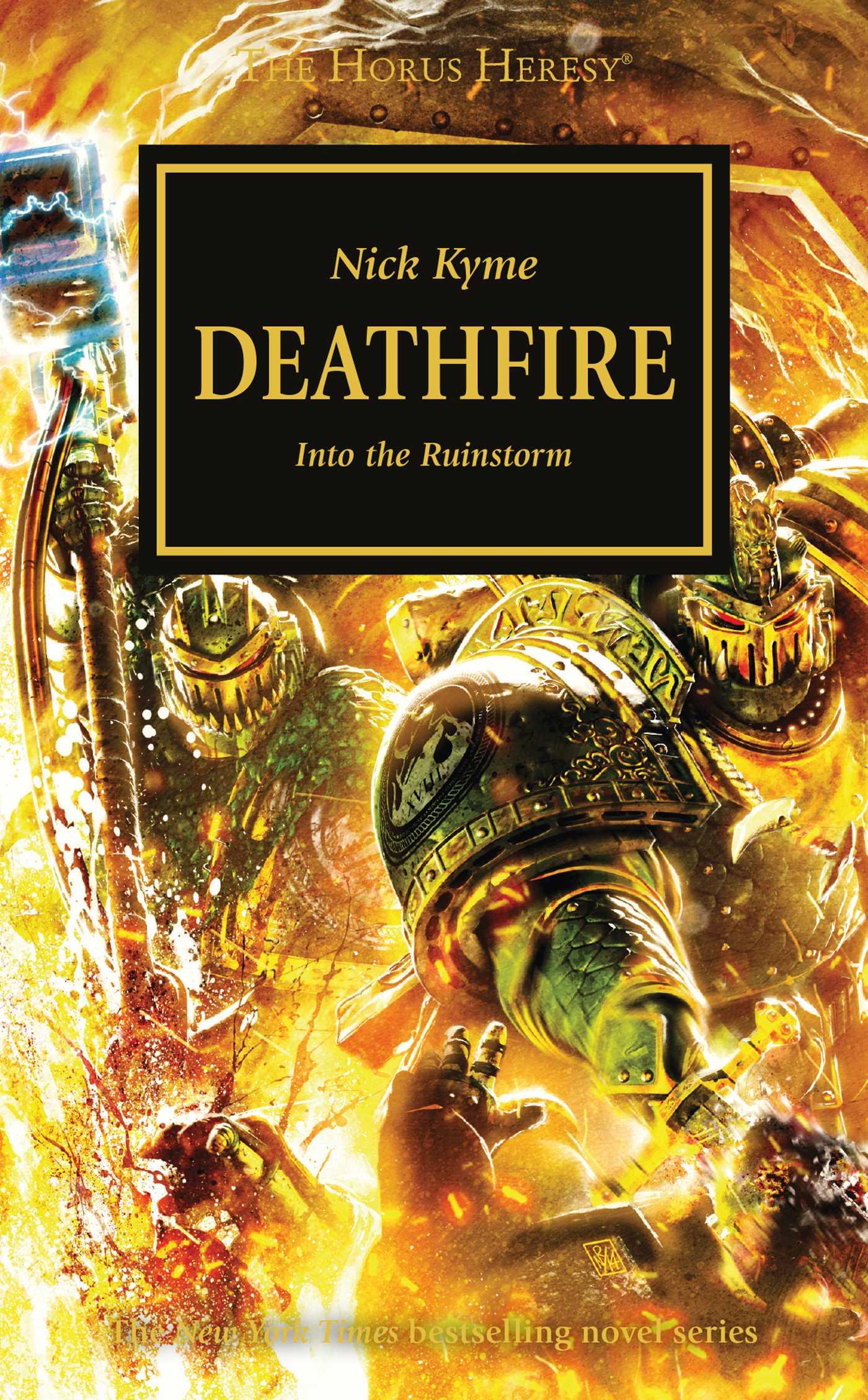 Deathfire 9781784961565 hr