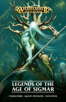legends of the age of sigmar book by david annandale david guymer