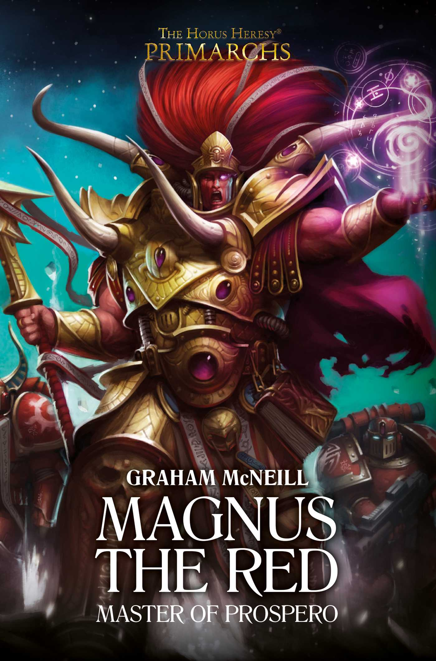 Magnus the red book by graham mcneill official publisher page magnus the red 9781784965006 hr fandeluxe
