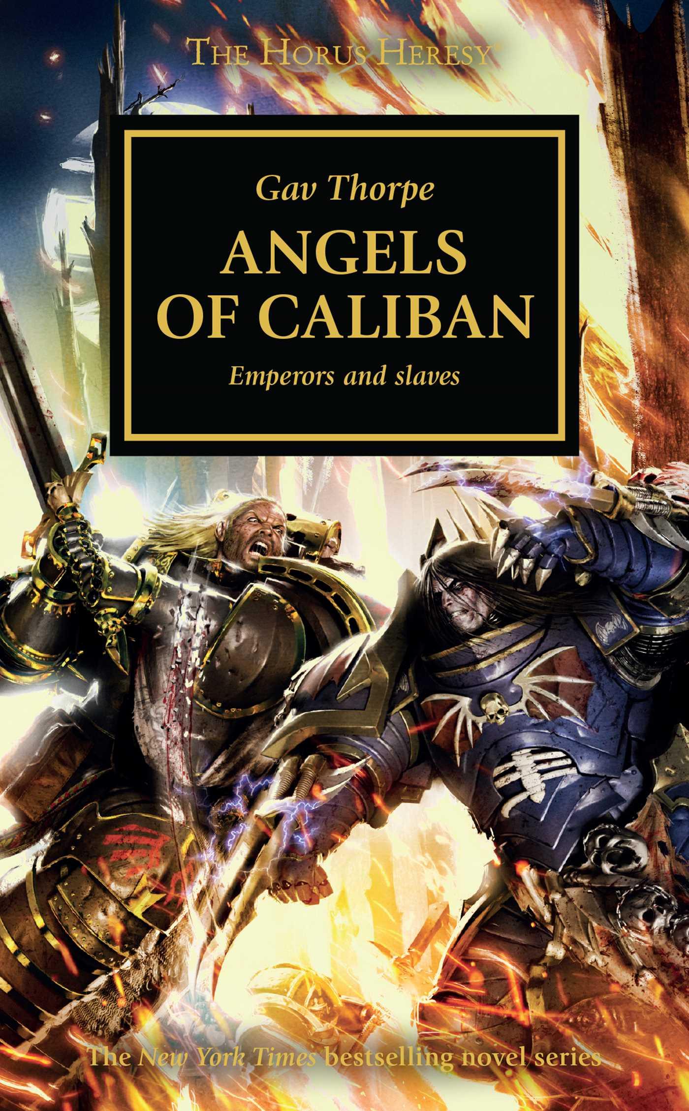 Angels of caliban 9781784965372 hr