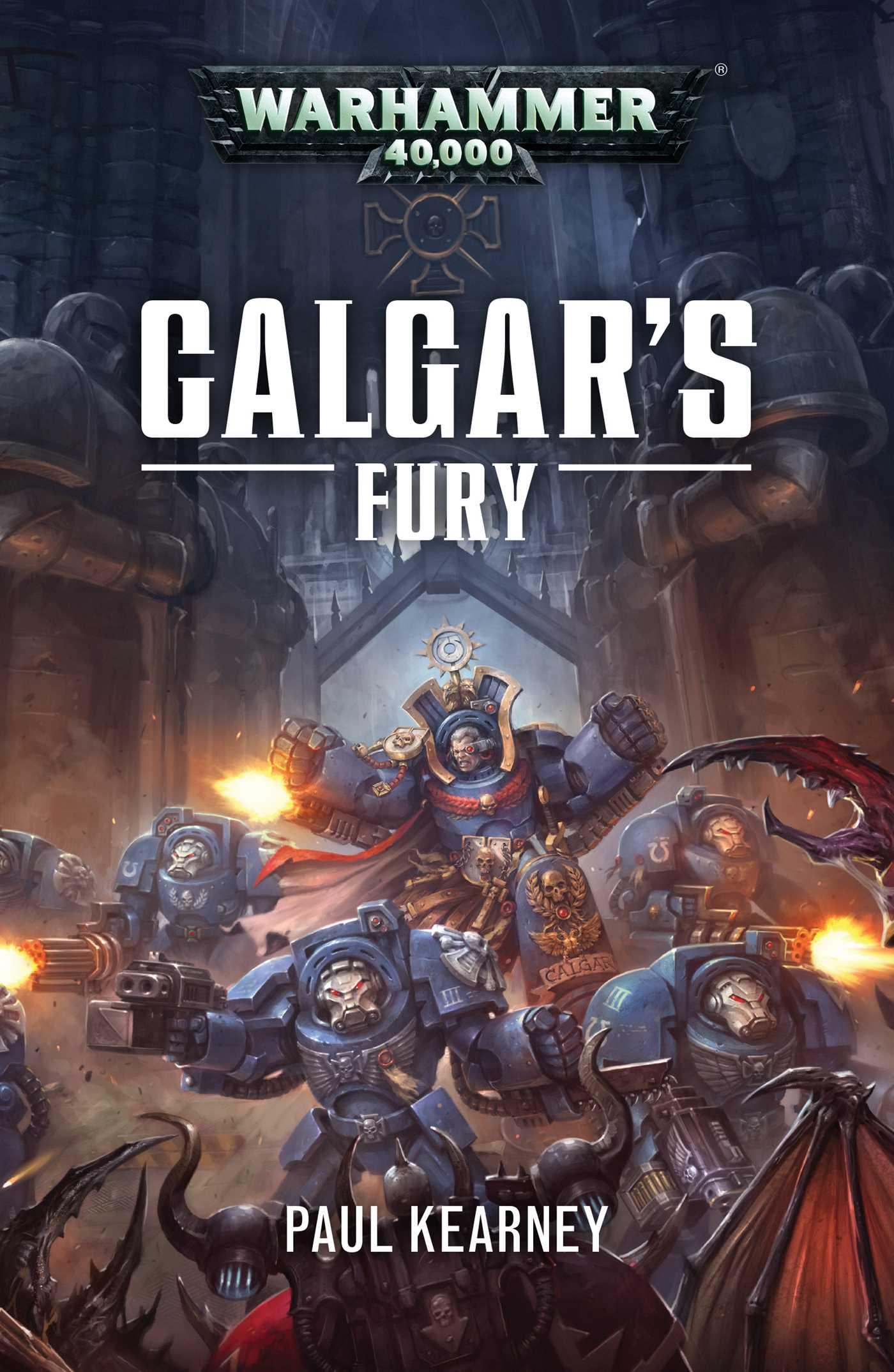 Calgars fury 9781784966096 hr