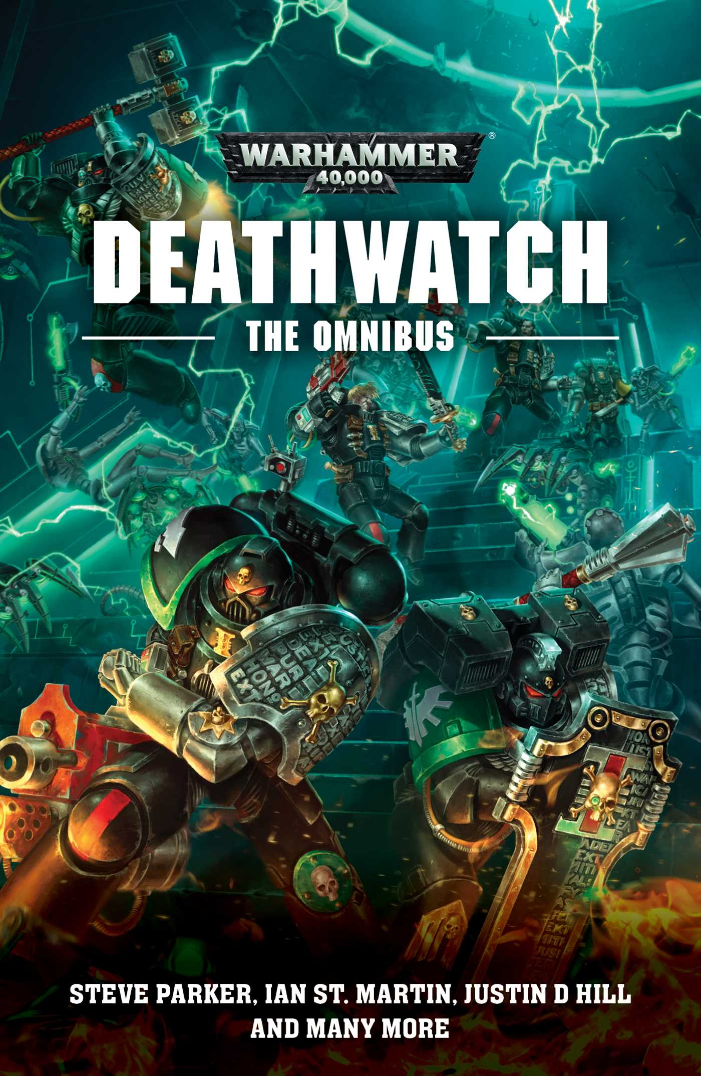 Deathwatch the omnibus 9781784966225 hr