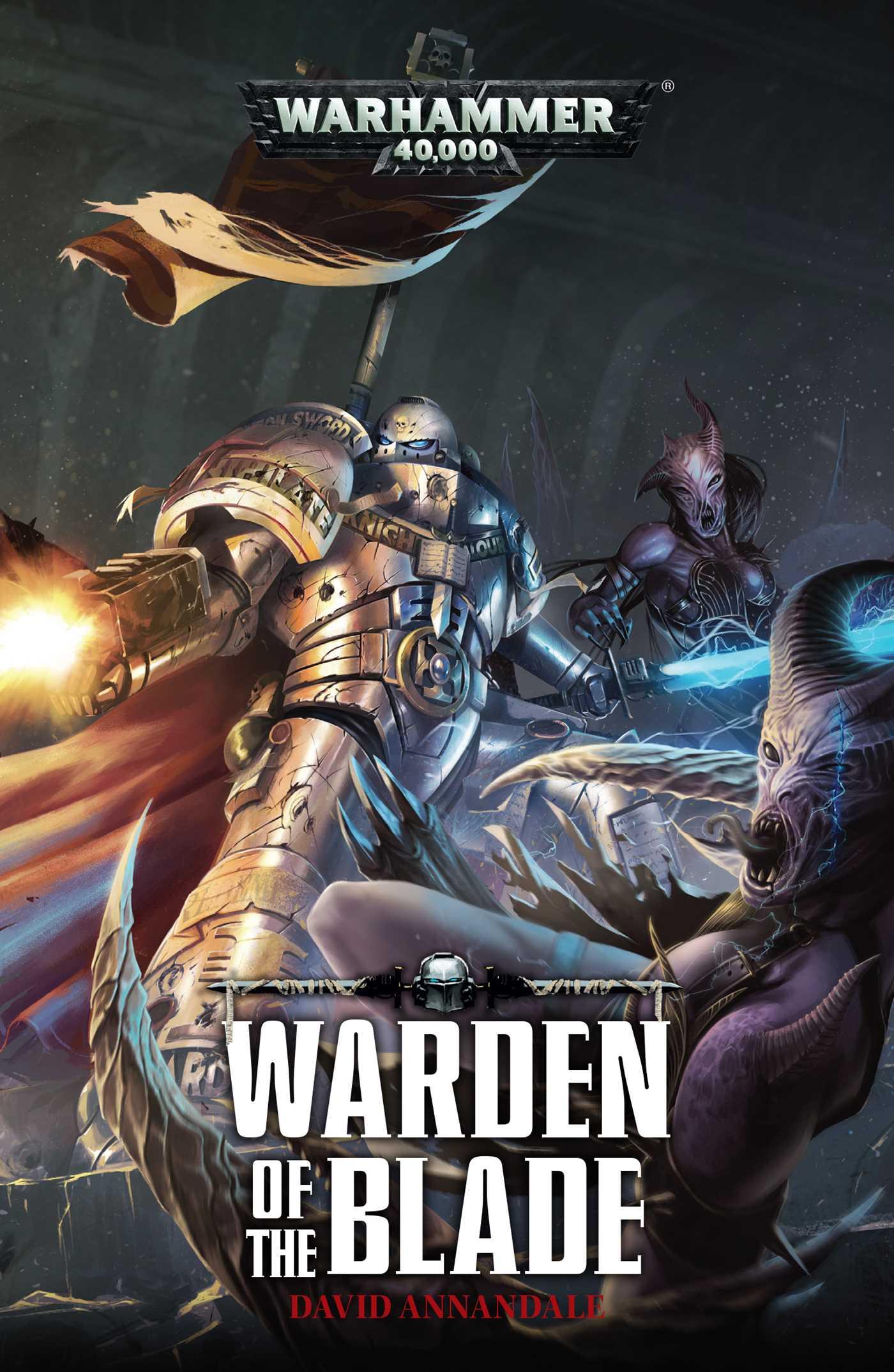 Warden of the blade 9781784966256 hr