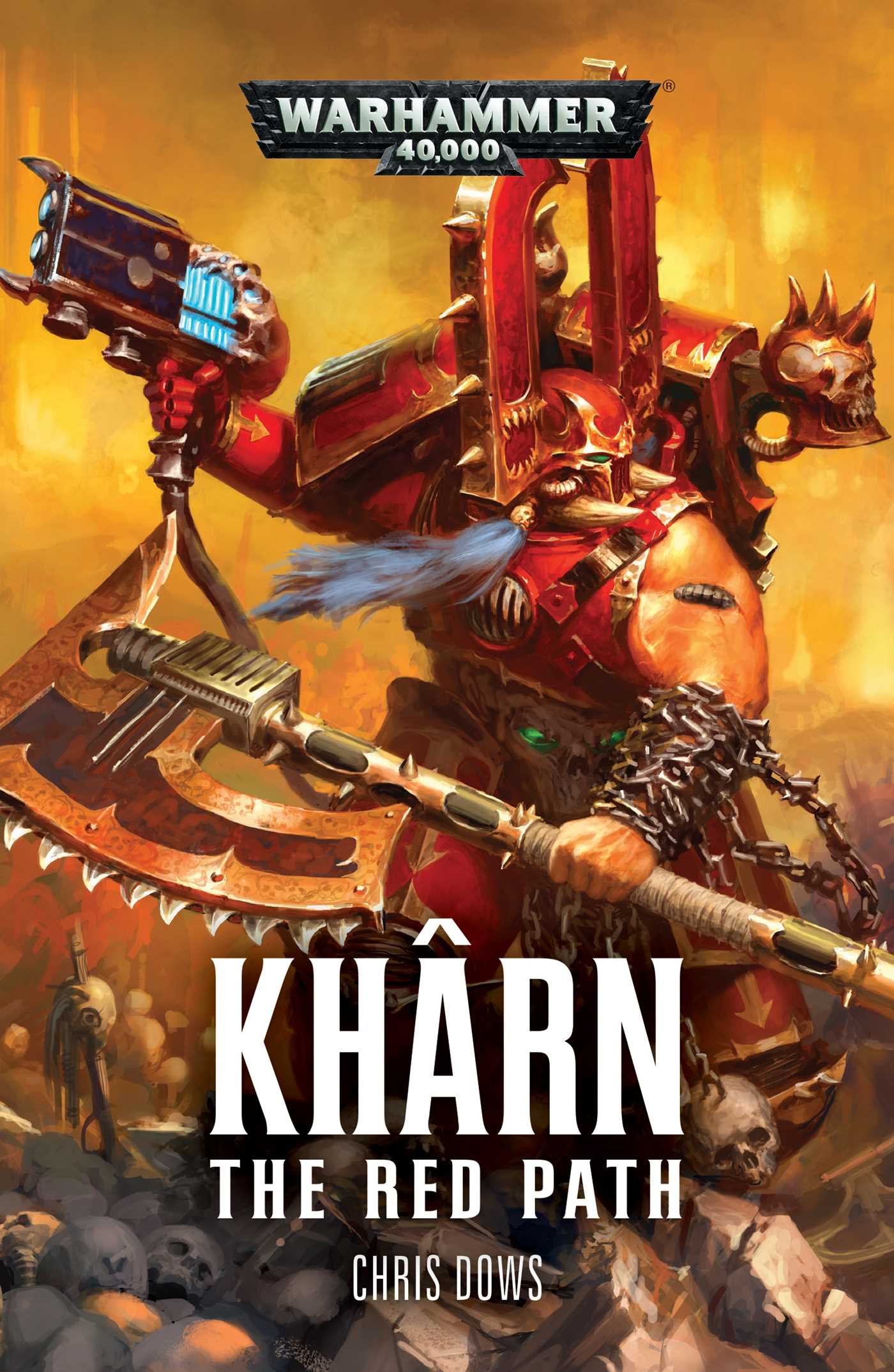 Kharn the red path 9781784966263 hr