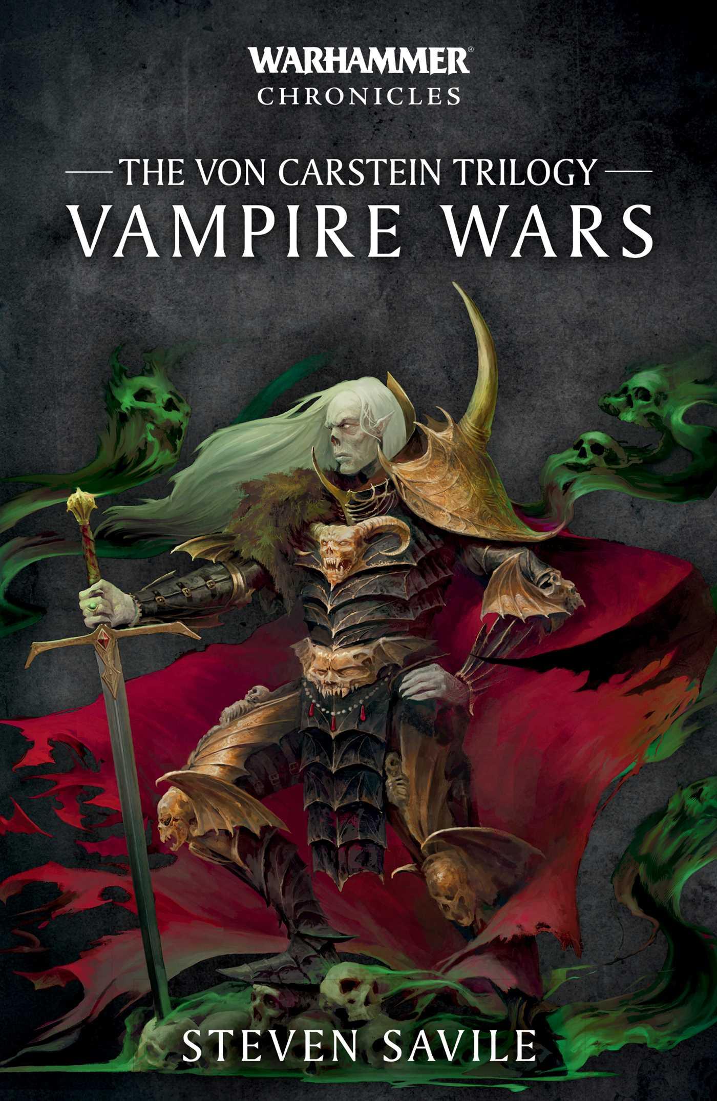 Vampire wars 9781784966287 hr