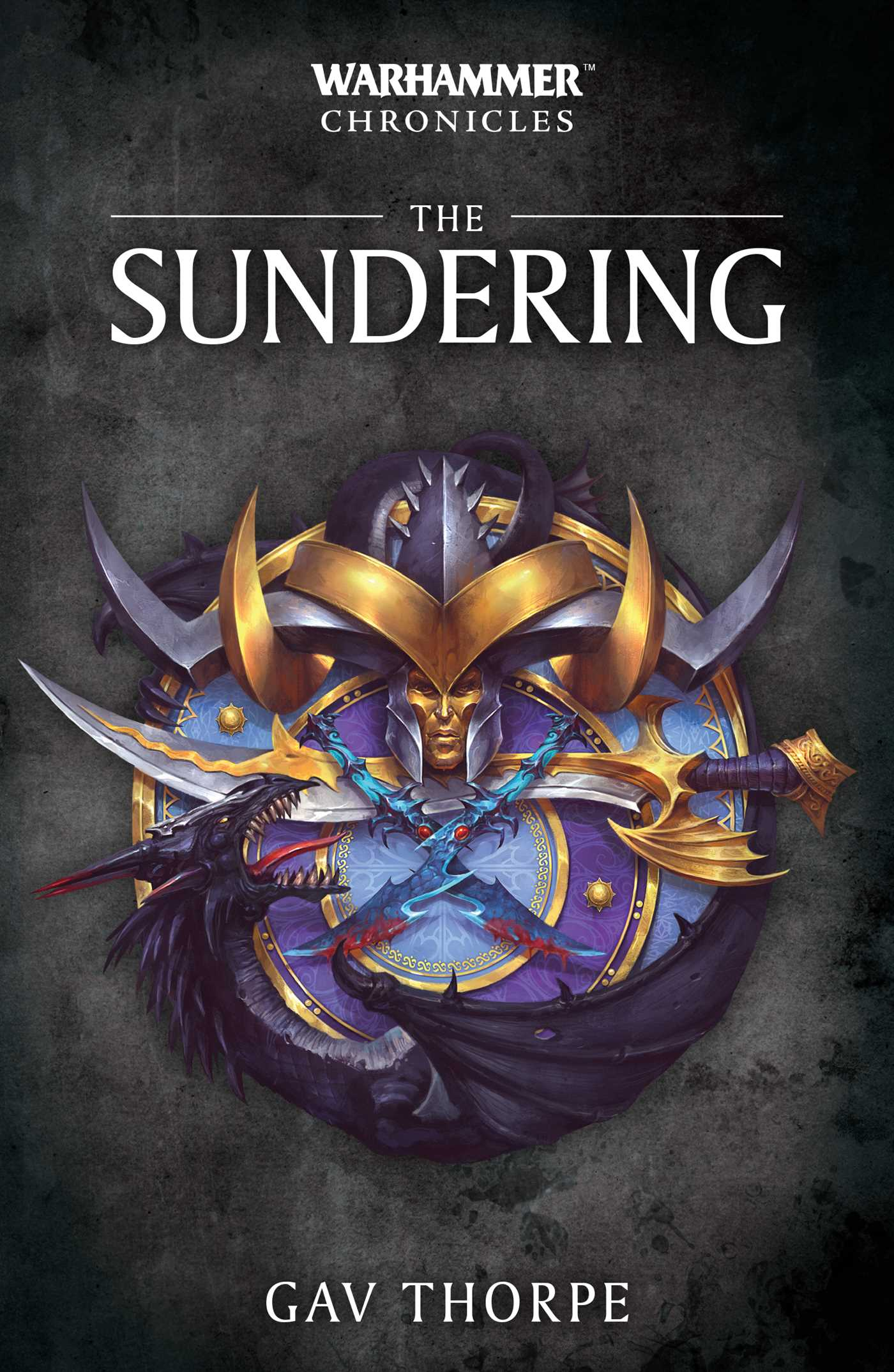 The sundering 9781784966447 hr