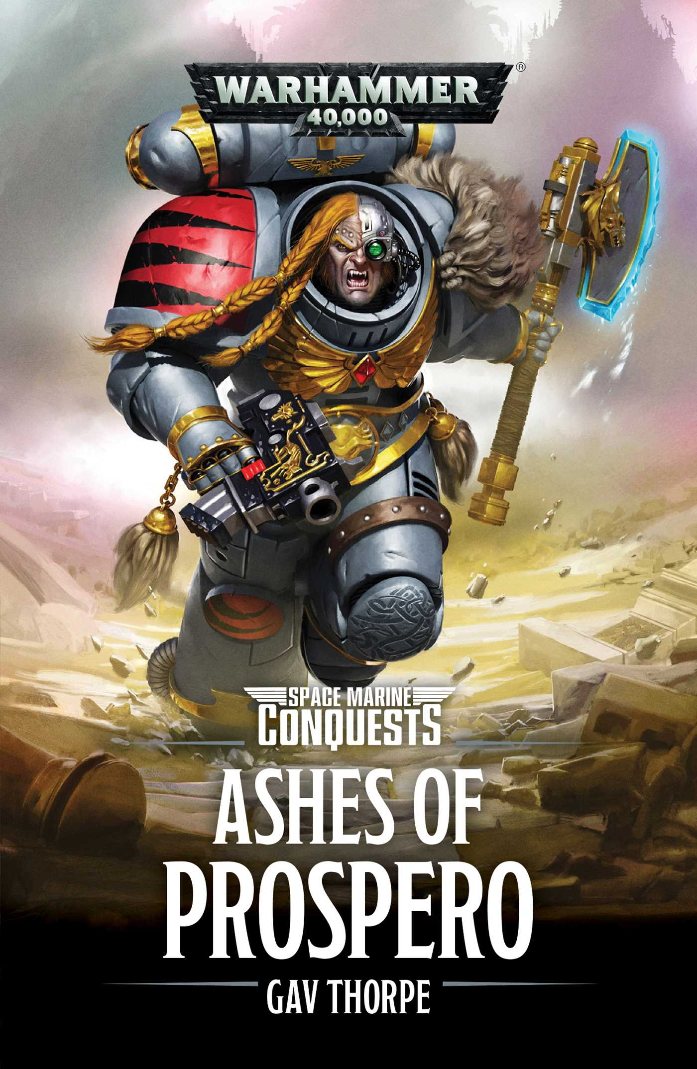 The ashes of prospero 9781784966454 hr