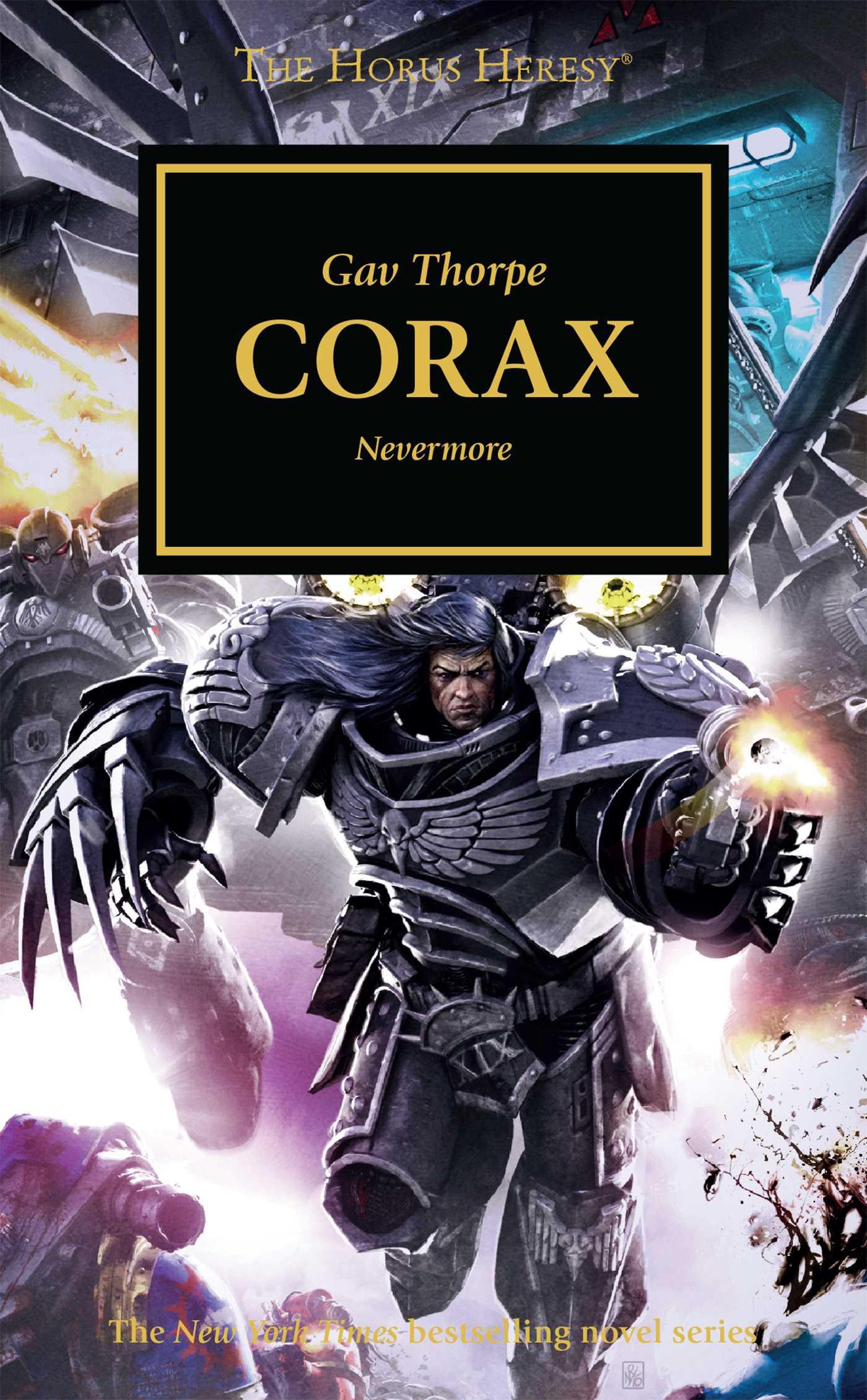 Corax 9781784966768 hr