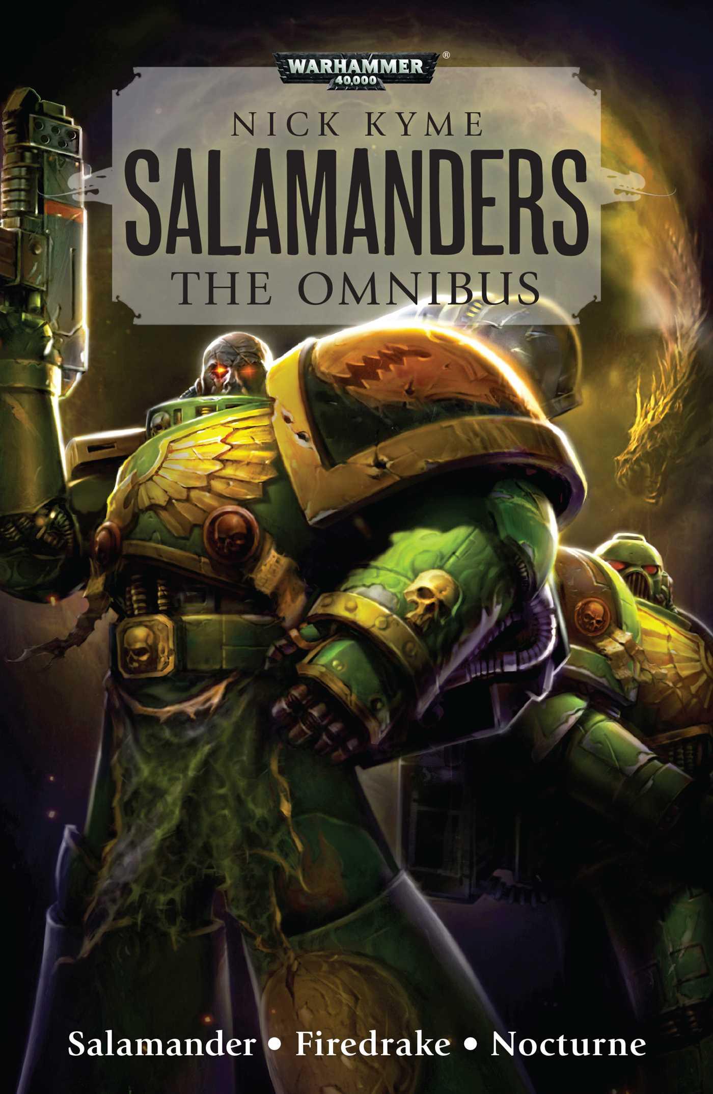 Salamanders the omnibus 9781784966904 hr