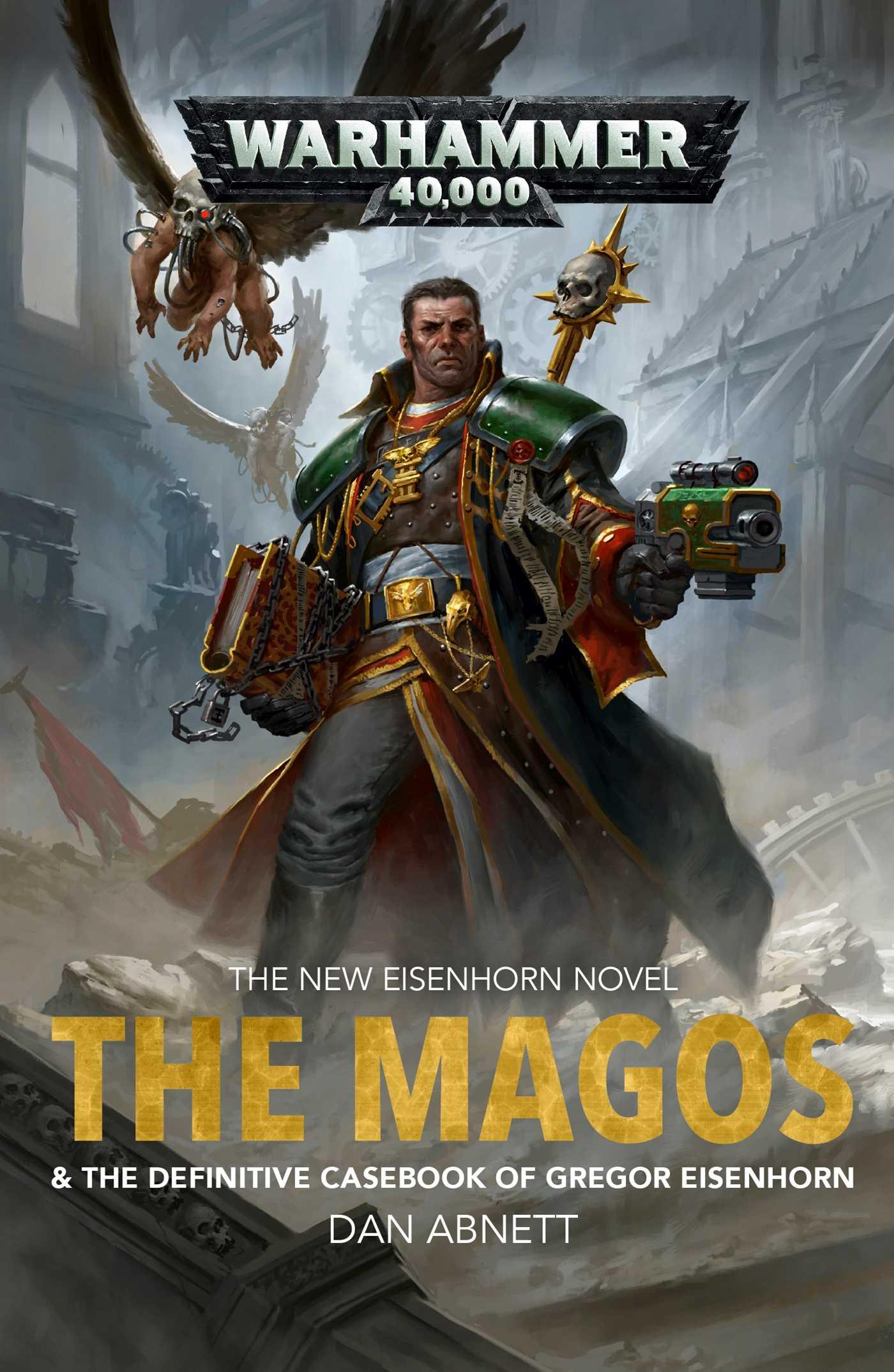 The magos 9781784967024 hr