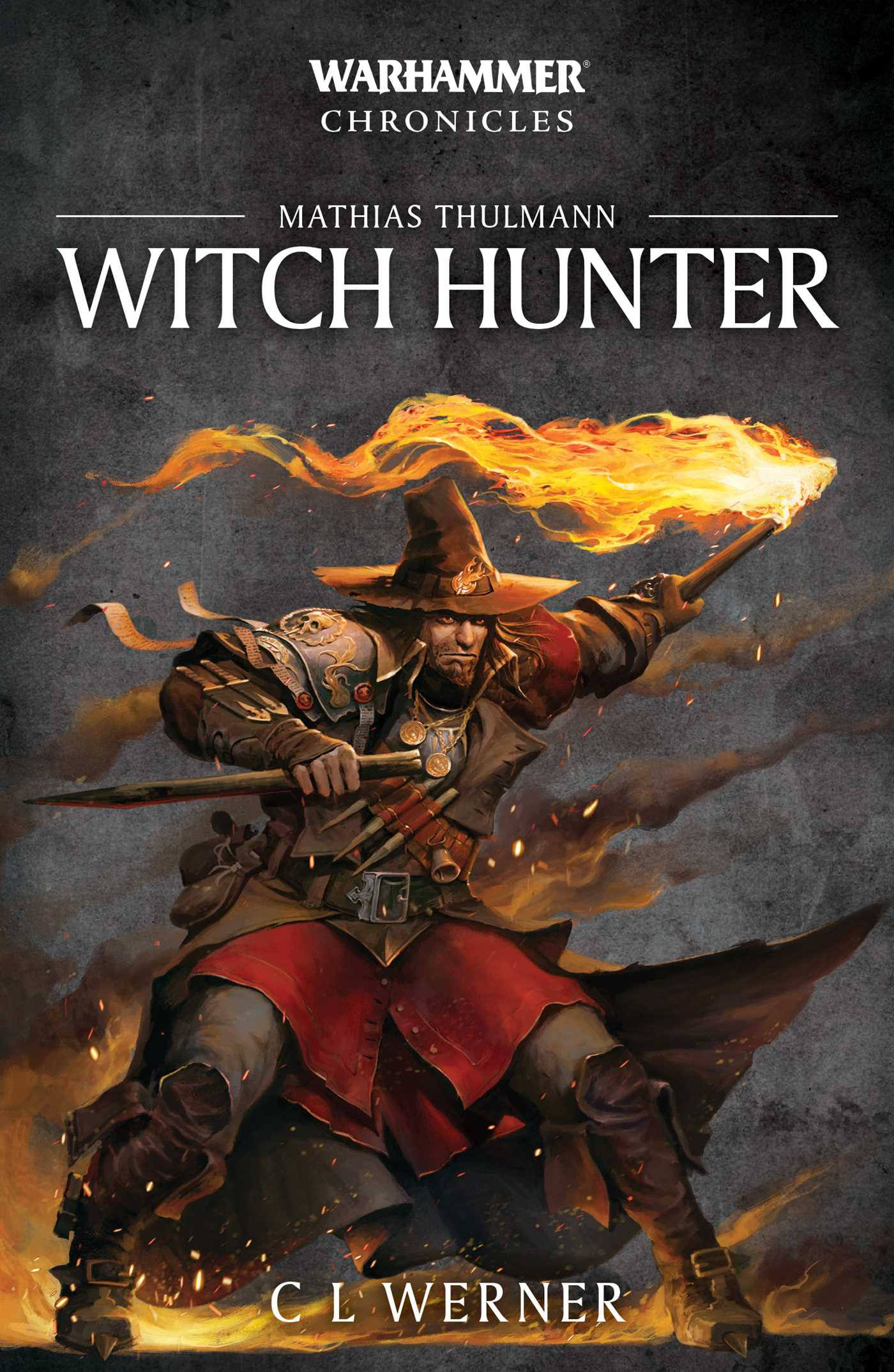 Witch hunter 9781784967086 hr