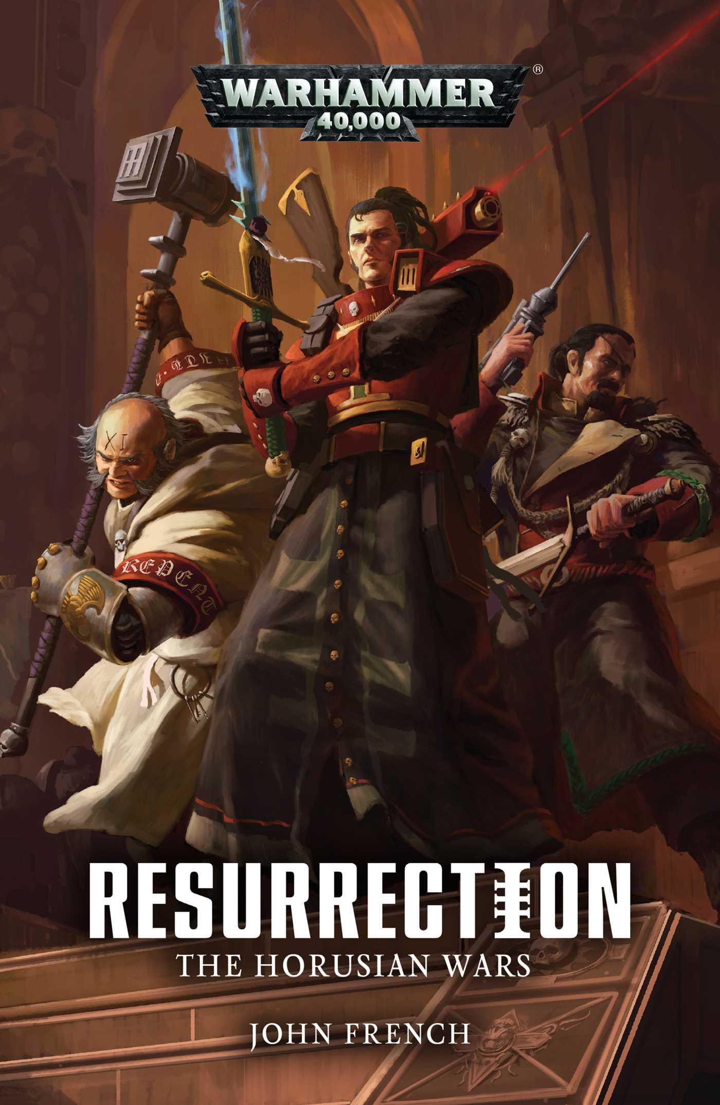 Resurrection 9781784967284 hr