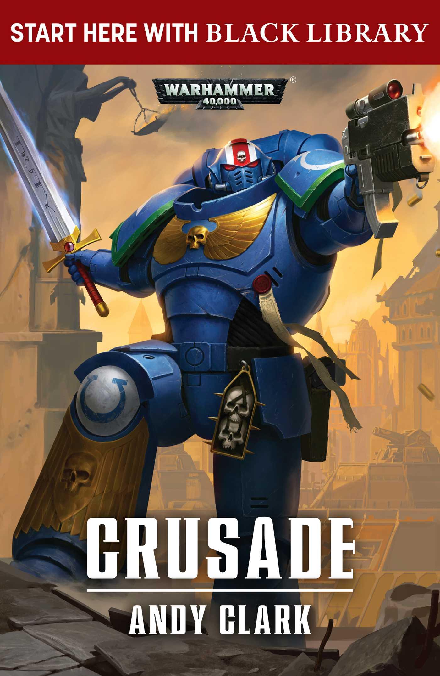 Crusade 9781784967468 hr