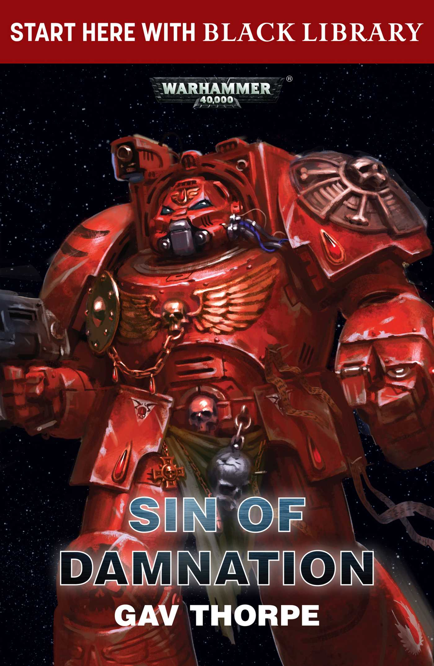 Sin of damnation 9781784967482 hr