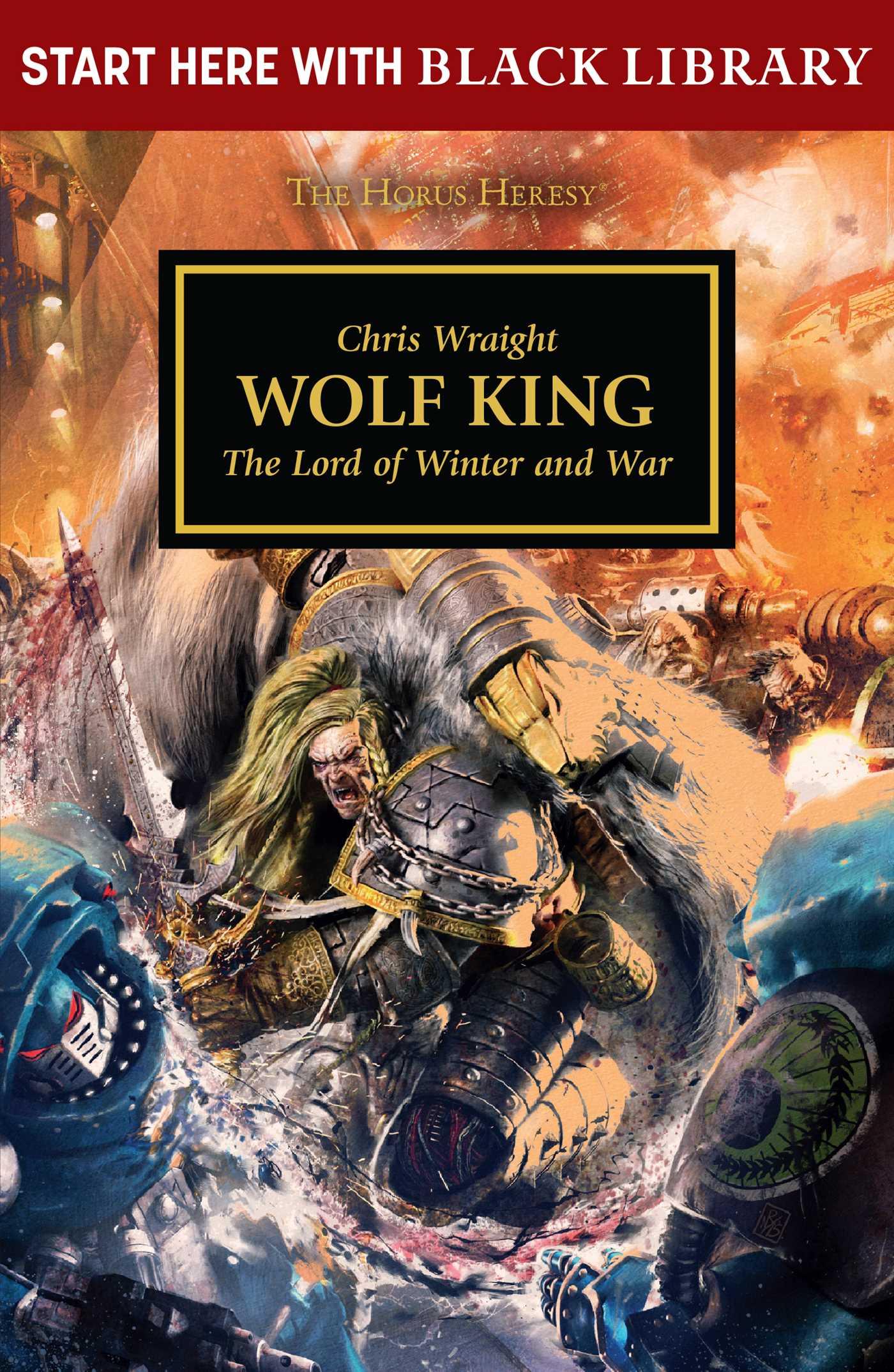 Wolf king 9781784967499 hr