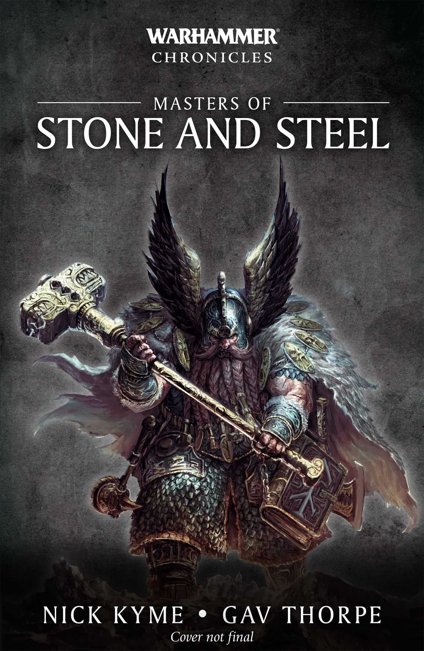 Masters of steel and stone 9781784967703 hr