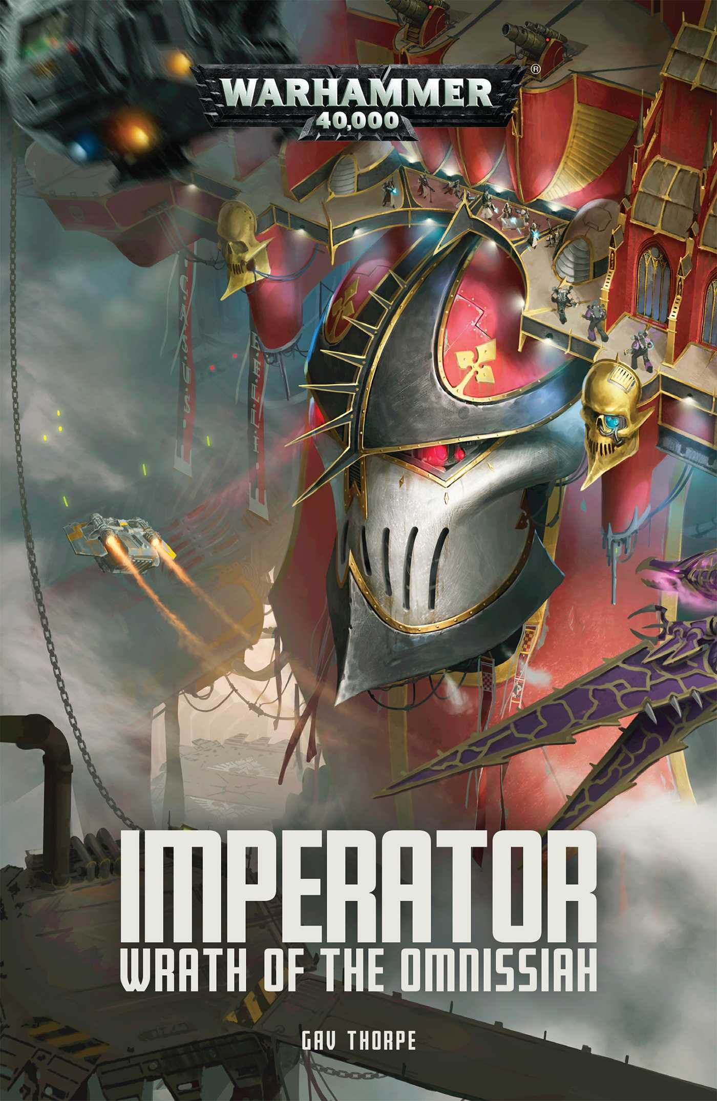 Imperator wrath of the omnissiah 9781784967789 hr