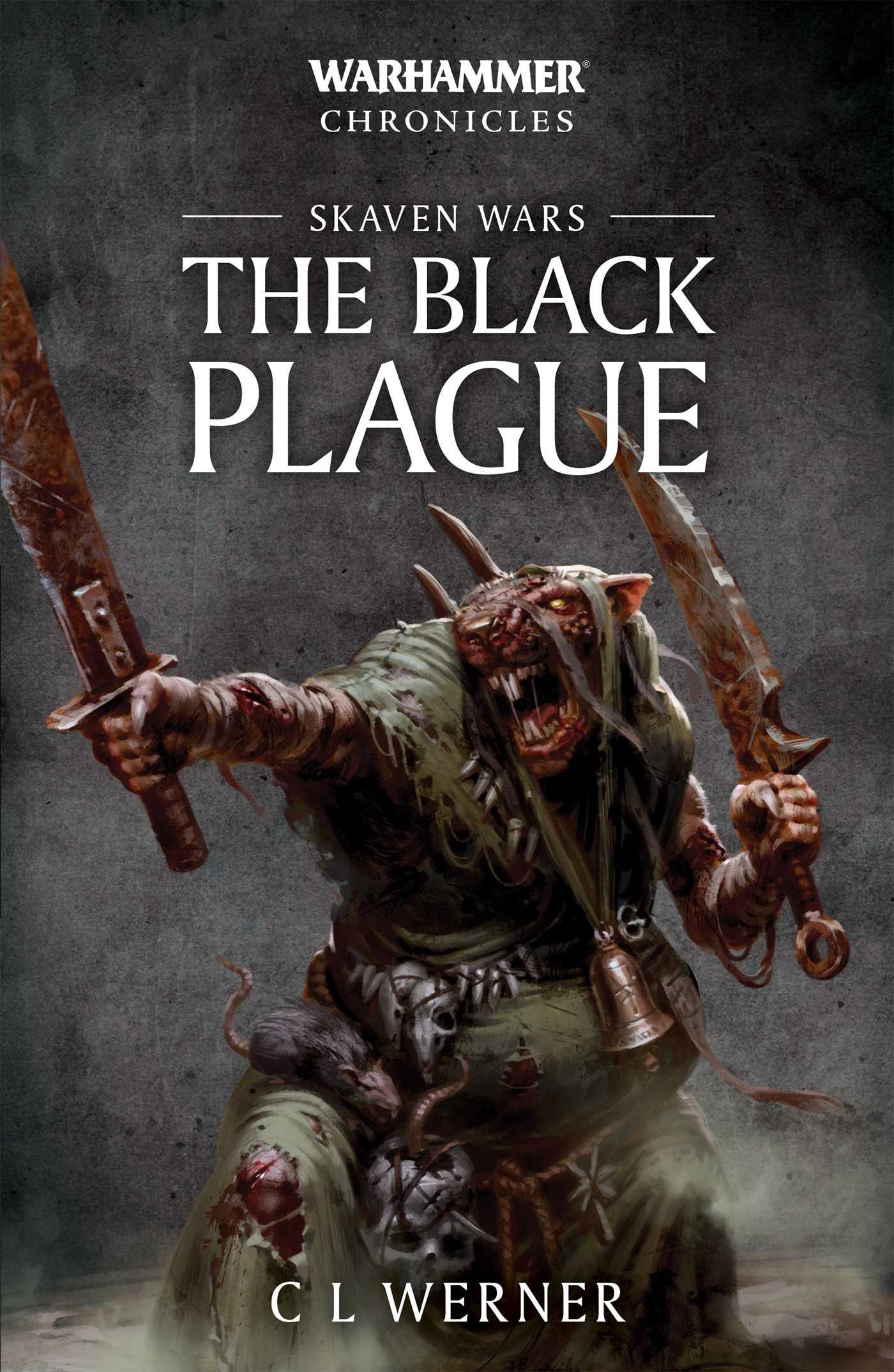 Skaven wars the black plague trilogy 9781784968069 hr