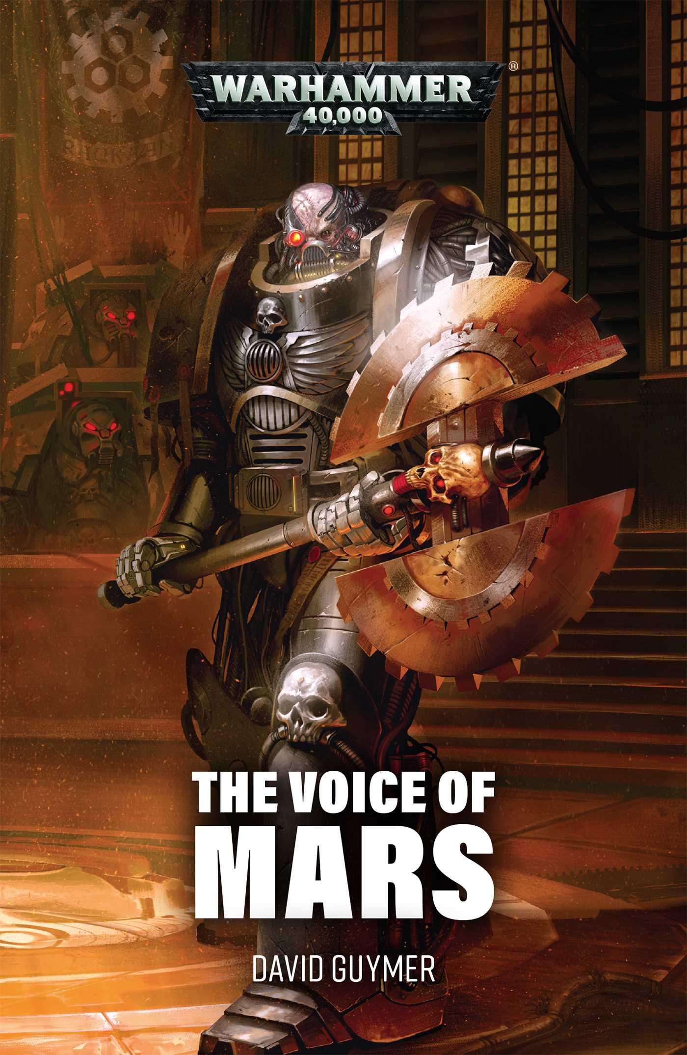 The voice of mars 9781784968083 hr