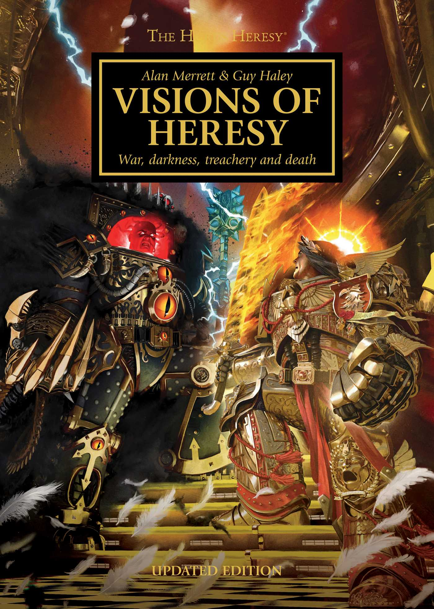Visions of heresy 9781784968304 hr