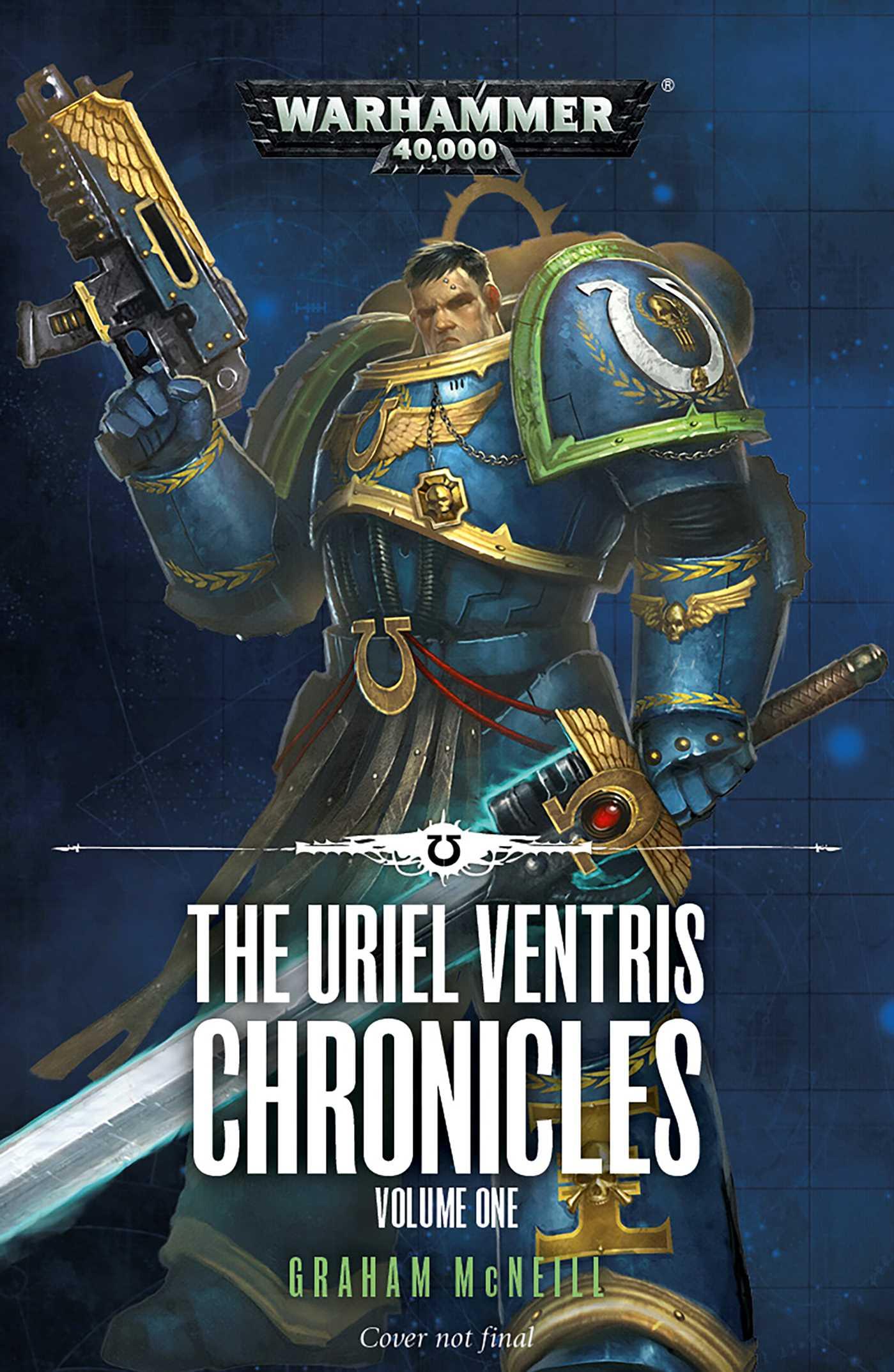 The uriel ventris chronicles 9781784968540 hr