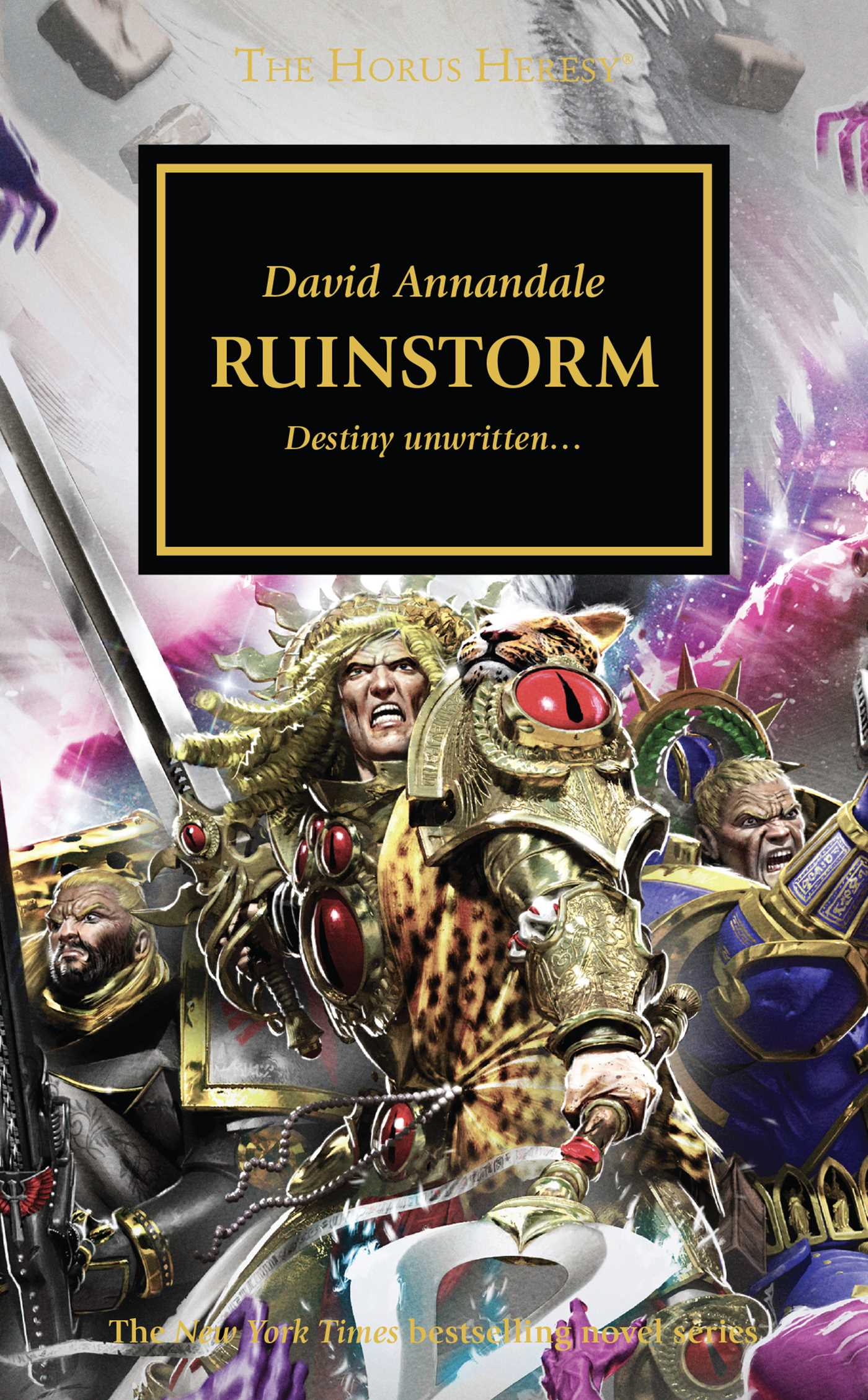 Ruinstorm | Book by David Annandale | Official Publisher