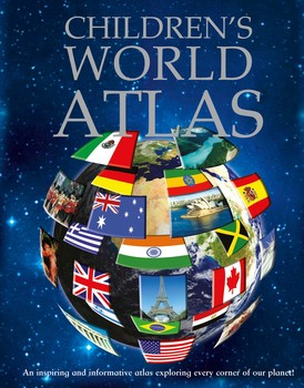 Children's World Atlas | Book by IglooBooks | Official