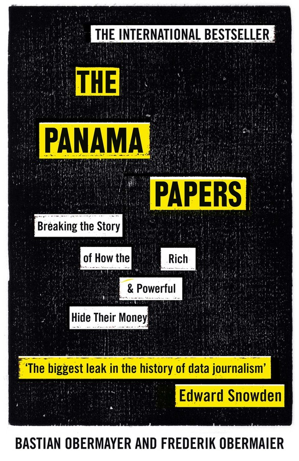 Image result for the panama papers book