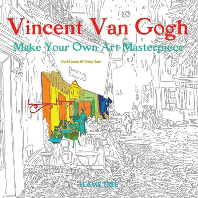 Vincent Van Gogh (Art Colouring Book) Book By Daisy Seal Official  Publisher Page Simon & Schuster