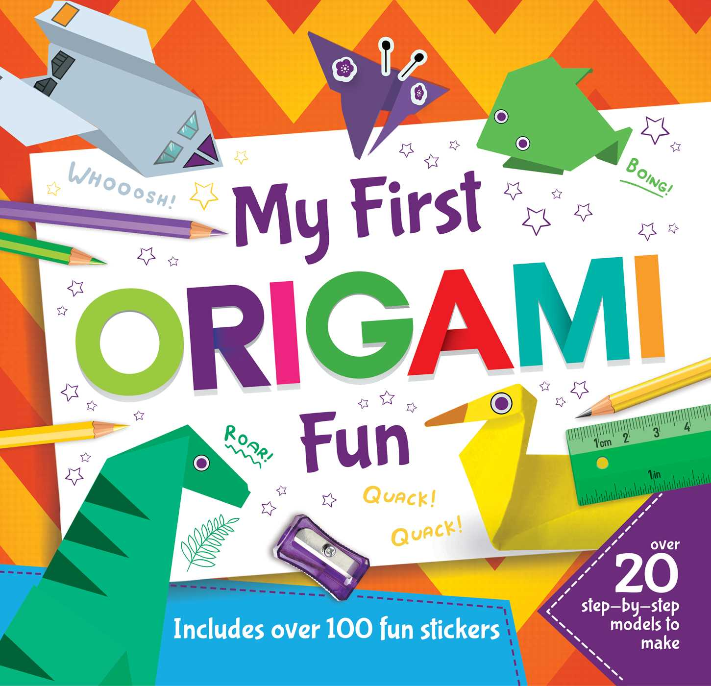 How to make an origami book - YouTube | 1400x1451