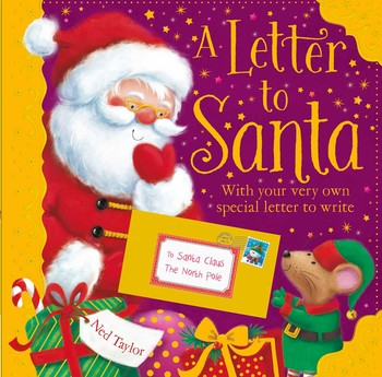 A letter to santa book by ned taylor official publisher page a letter to santa spiritdancerdesigns Choice Image