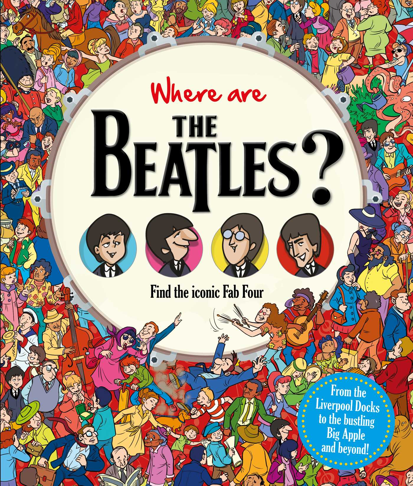 Where are the beatles 9781786707031 hr