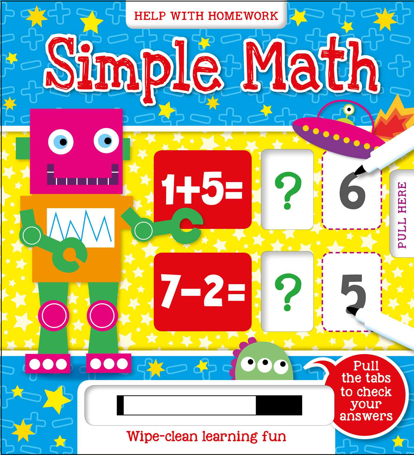simple math | book by igloobooks | official publisher page | simon
