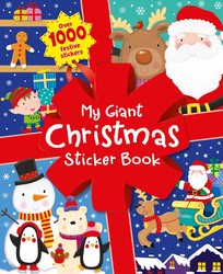 My Giant Christmas Sticker Book
