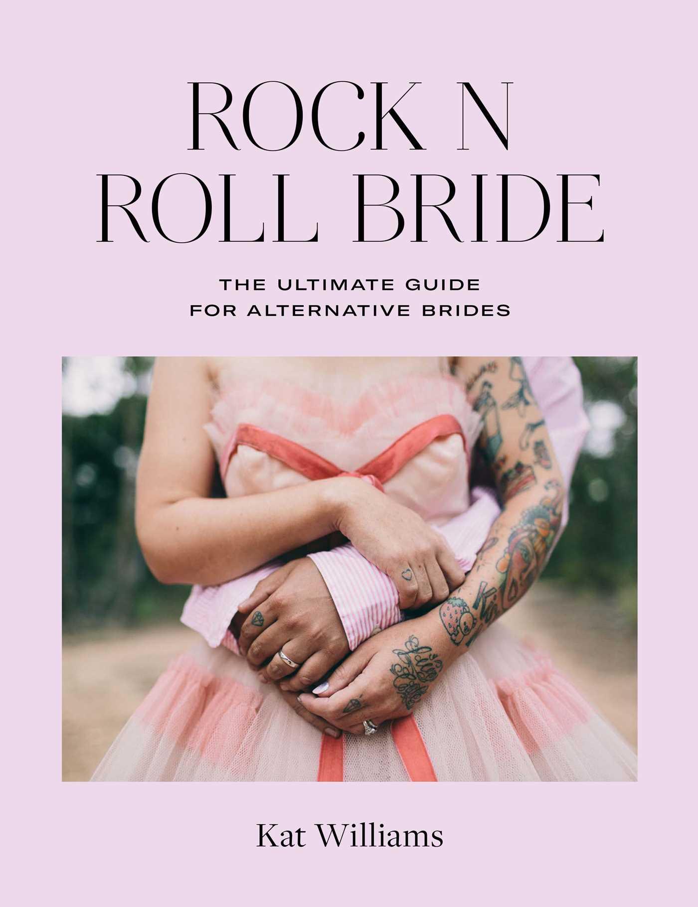 Rock n roll bride 9781788790659 hr