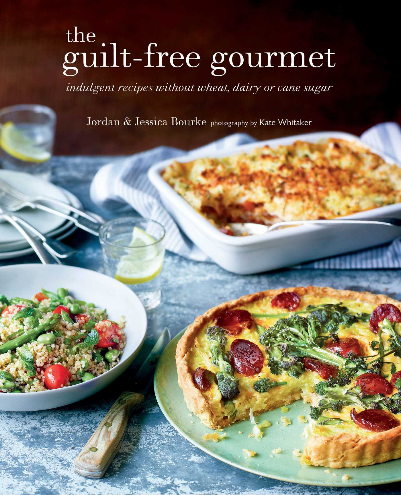 Matemáticas repollo Eslovenia  The Guilt-free Gourmet | Book by Jordan Bourke | Official Publisher Page |  Simon & Schuster