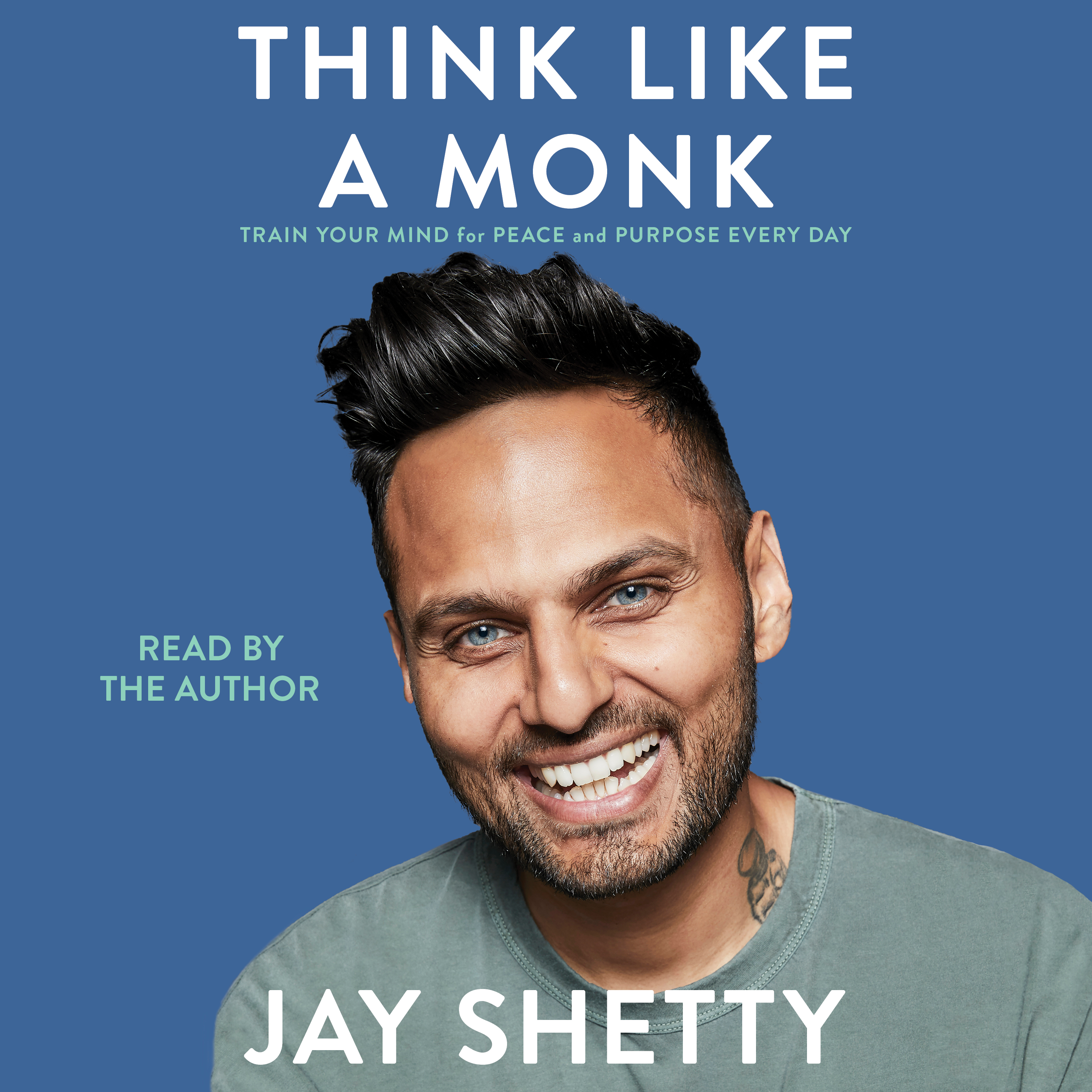 Think Like a Monk Audiobook by Jay Shetty | Official ...